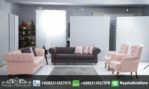 Set Sofa Tamu Chesterfield Terbaru